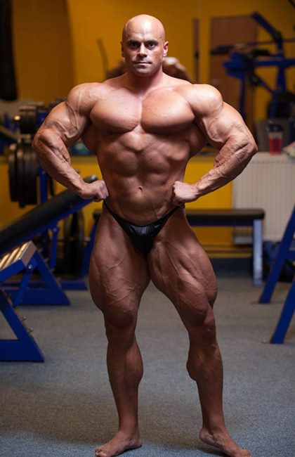 Lukas Osladil Part III - Mountain Knights Bodybuilder