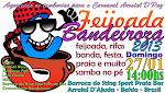 FEIJOADA BANDEIROZA - BARRACA DO STING 2013