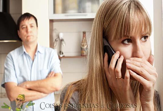 Sinais de infidelidade e traição