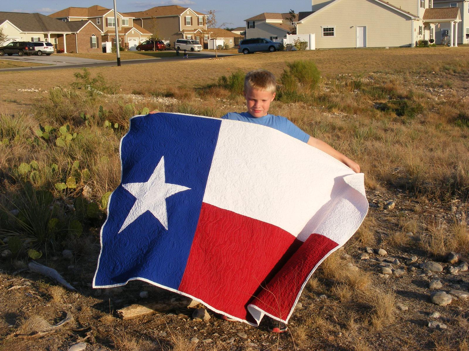 Tia Curtis Quilts A Texas Quilt