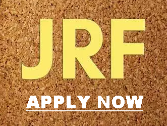 JRF RECRUITMENT