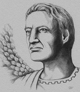 the assassination of gauis julius caesar The real story behind the assassination of julius caesar by larry brutus and cassius went into battle against caesar supporters mark antony and gaius octavius.