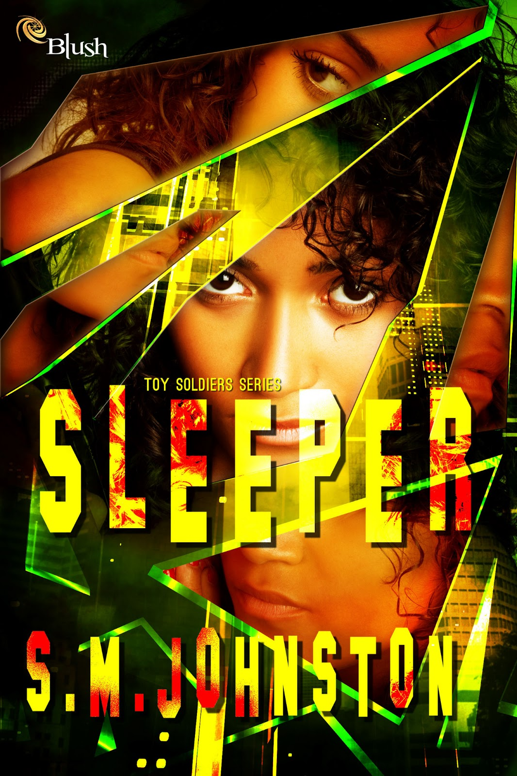 cover image Sleeper by S.M. Johnston