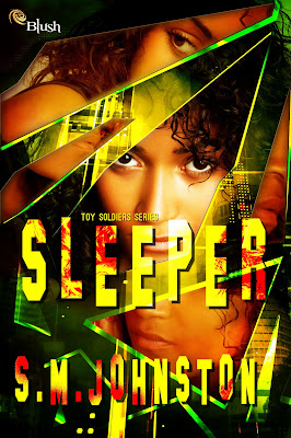 Cover Reveal: Sleeper (Toy Soldiers #1) by S.M Johnston