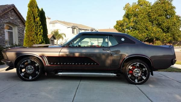 Okay This One S Personal 1970 Mustang Hardtop