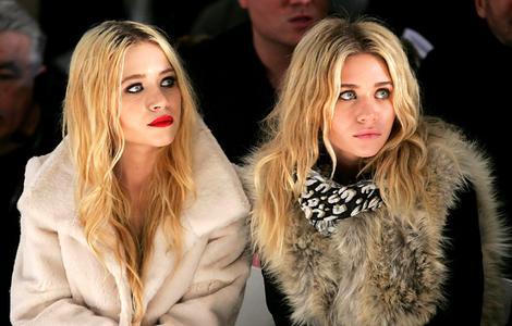 Happy Birthday Olsen Twins. This week style icons, Mary-Kate and Ashley ...