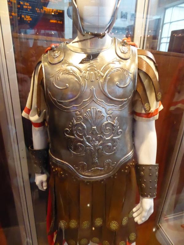 Hail, Caesar! Roman Centurion breastplate