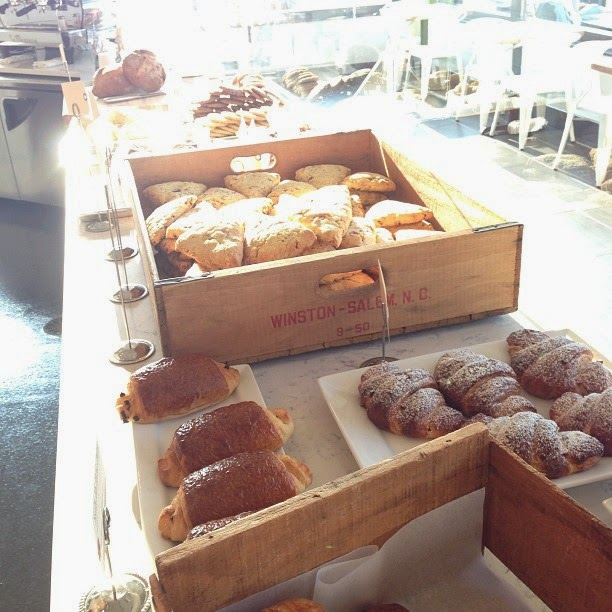 Bakery and coffee shop in Raleigh, YellowDog Bakery