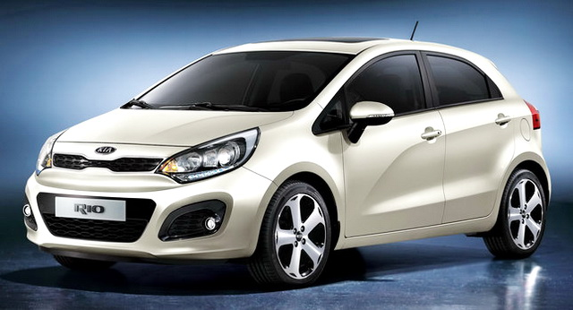 Future Generations Cars  Kia Rio   2012