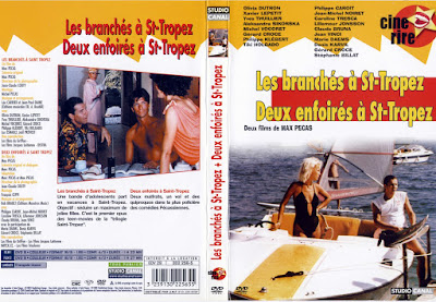 Два засранца в Сан-Тропе / Deux enfoirés à Saint-Tropez. 1986.