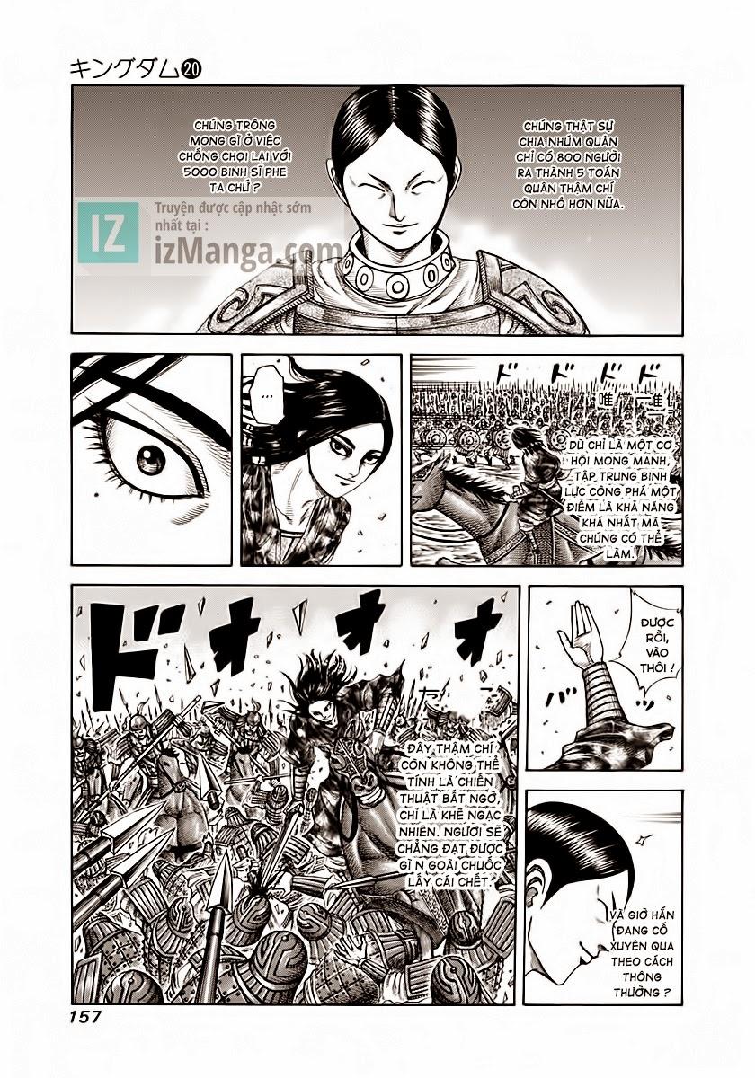 Kingdom - Vương Giả Thiên Hạ Chapter 215 page 4 - IZTruyenTranh.com