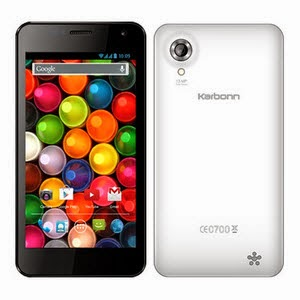 Amazon : Buy Karbonn Titanium S4 plus (Quad Core) Mobile Rs.4099 only