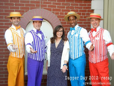 Dapper Dans on Dapper Day 2012