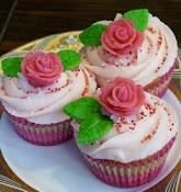 Cupcake de Raspberry