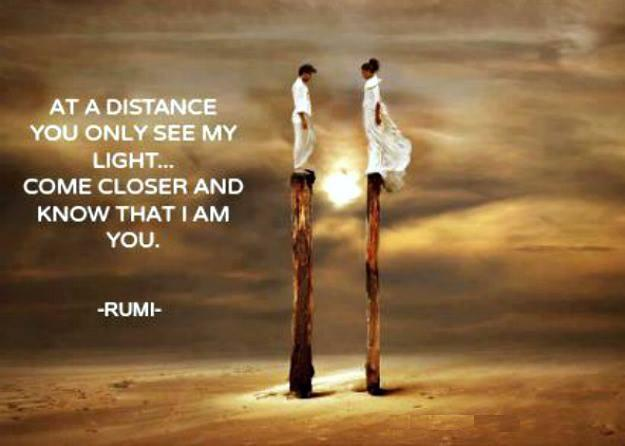 Spiritual Quotes On Love Prepossessing Mevlana Rumi Spiritual Quotes Positive Attitude Quotes Healing