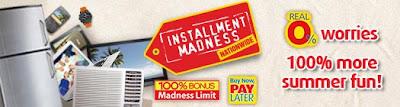 BPI Installment Madness 2013