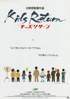 Watch Kids Return (Kizzu ritân) (1996) movie free online