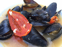 mussels, seafood, Lake Mary restaurants, Orlando restaurants