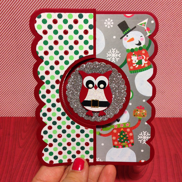 christmas-santa-owl-swing-card-happy-snowman-cheer