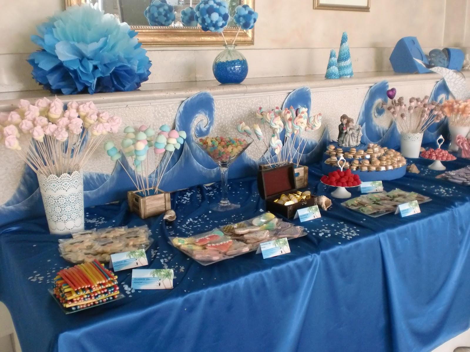 Galletas imperiales mesa dulce y chuches para una boda for Fotos de mesas de chuches para bodas