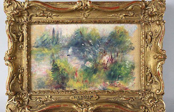 Wah, Lukisan Seharga Rp956 Juta Ditemukan Di Pasar Loak! [ www.BlogApaAja.com ]