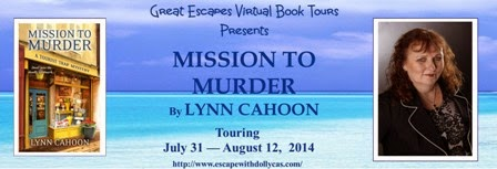 TOUR: Mission to Murder by Lynn Cahoon