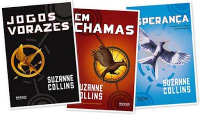 Download Livro Jogos Vorazes Suzanne Collins (Trilogia)