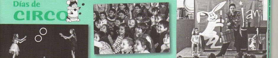 Fiesta de Circo para niños en cumpleaños y fiestas infantiles en Lima