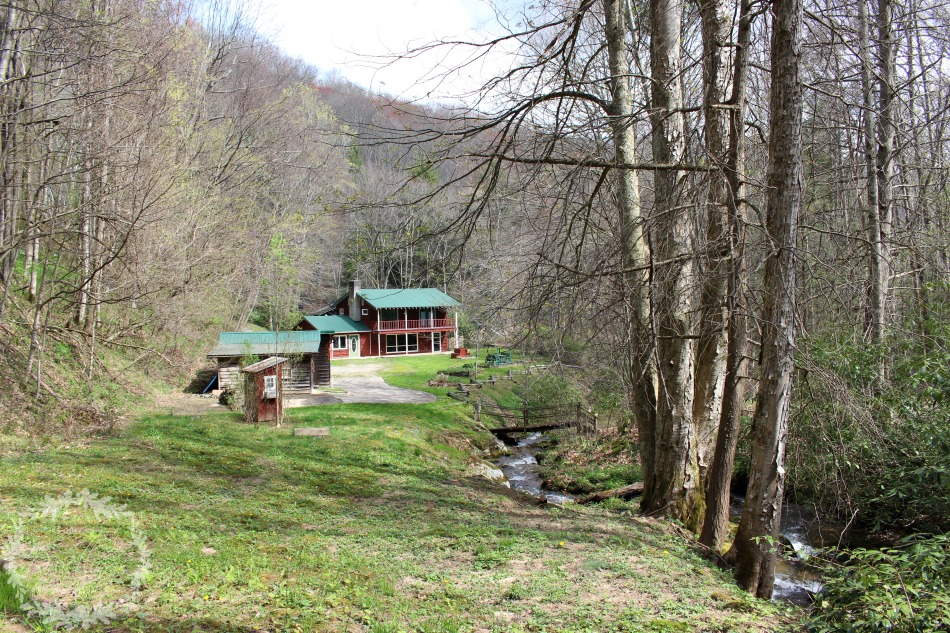 Our Creekside Mountain Cabin Fixer Upper Dwellings The