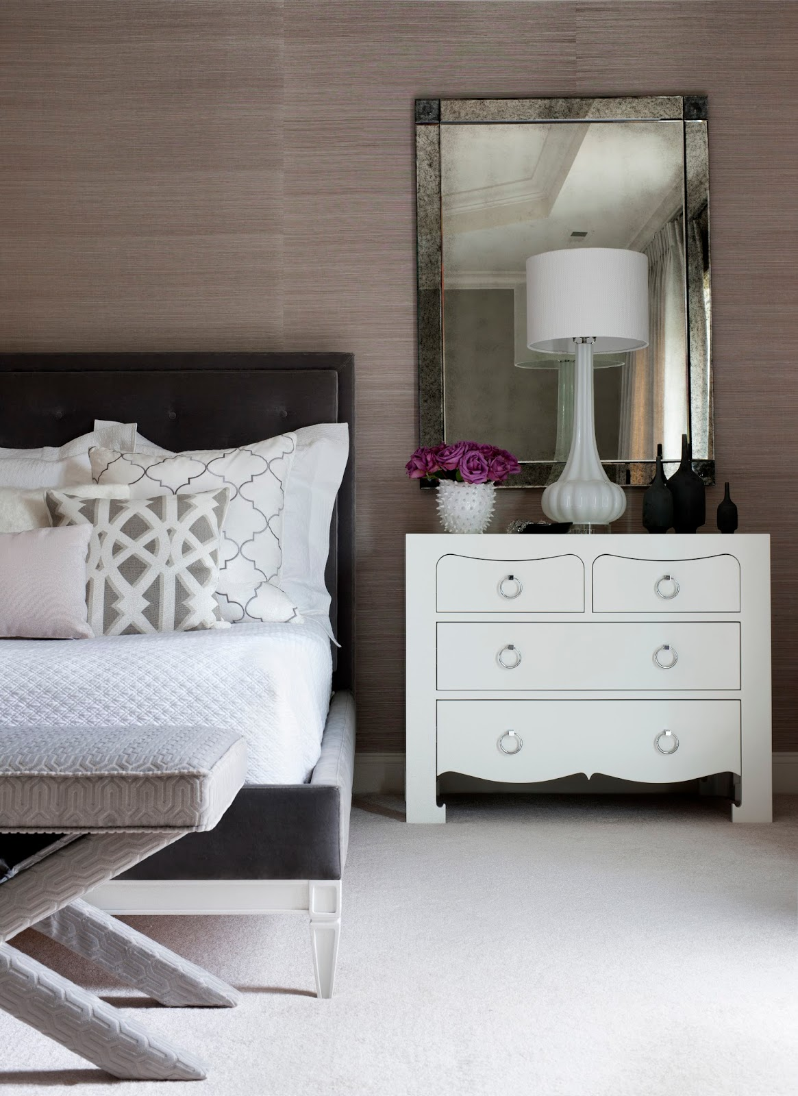 Lovely JWS Interiors Lux Project: Master Bedroom Before And After
