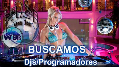 ► Buscamos DJs / Programadores