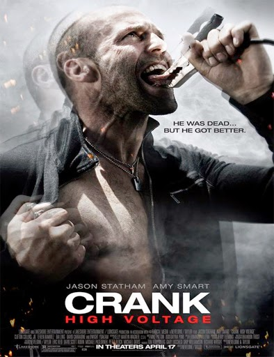 Ver Crank 2: Alto voltaje (2009) Online