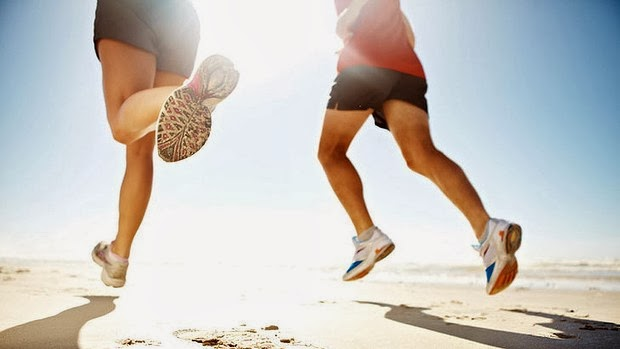 Exercise can help to lose weight naturally