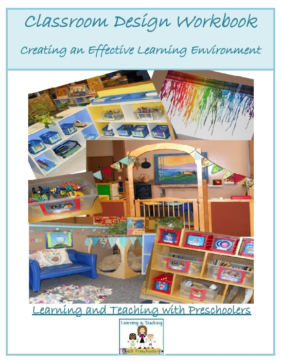 Classroom Design For Effective Learning ~ Learning and teaching with preschoolers creating an