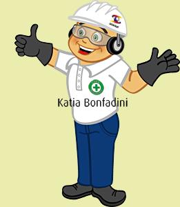 Criação de mascote para CIPA. Cliente: GLOBOSAT