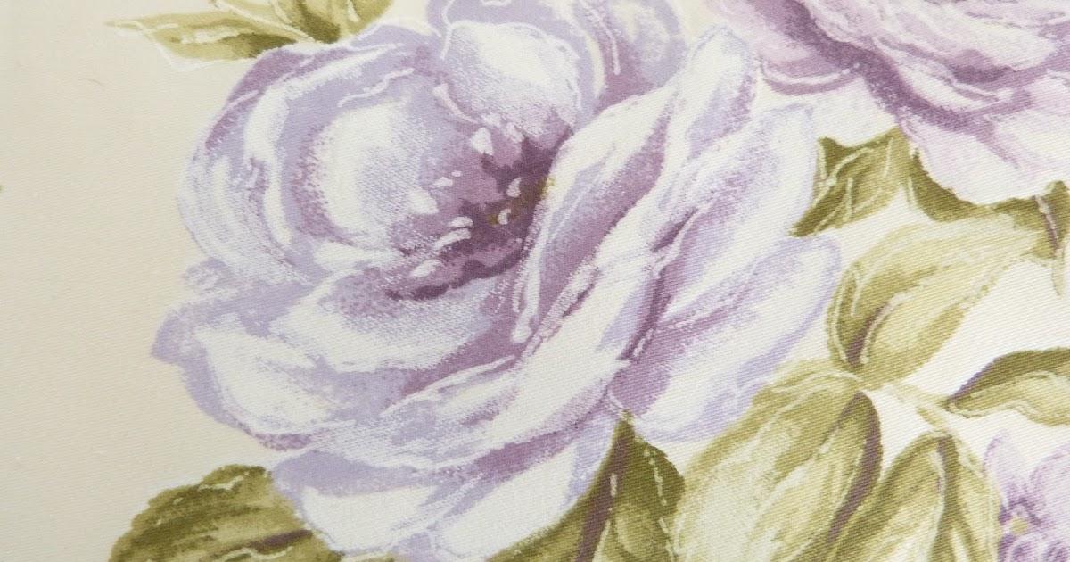 Keukenspullen Winkel : Het Brocante-Schelpenhuisje: Lief kussen met paarse bloemen