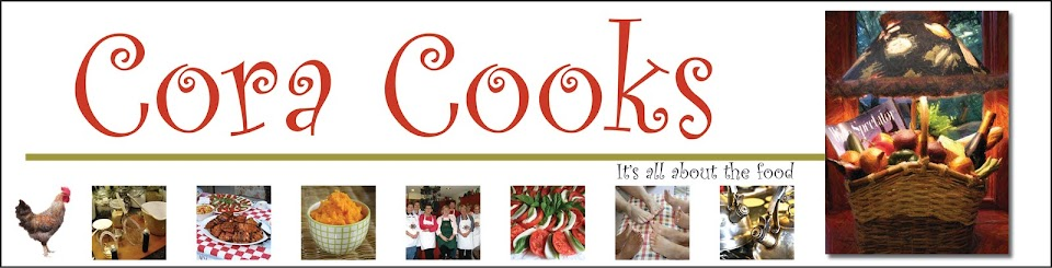Cora Cooks