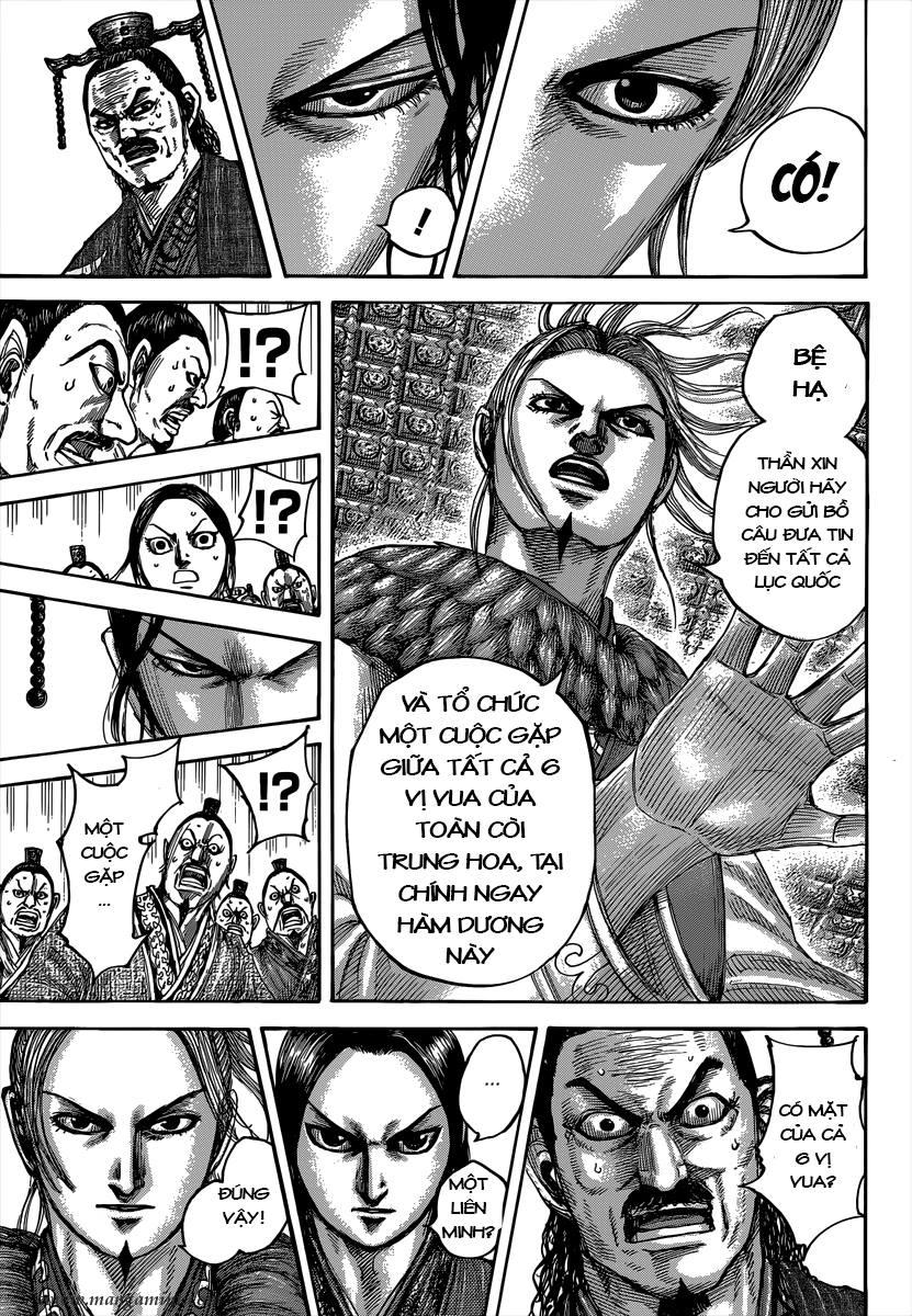 Kingdom – Vương Giả Thiên Hạ (Tổng Hợp) chap 490 page 10 - IZTruyenTranh.com