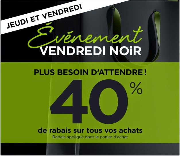 fruits & passion black friday vendredi noir