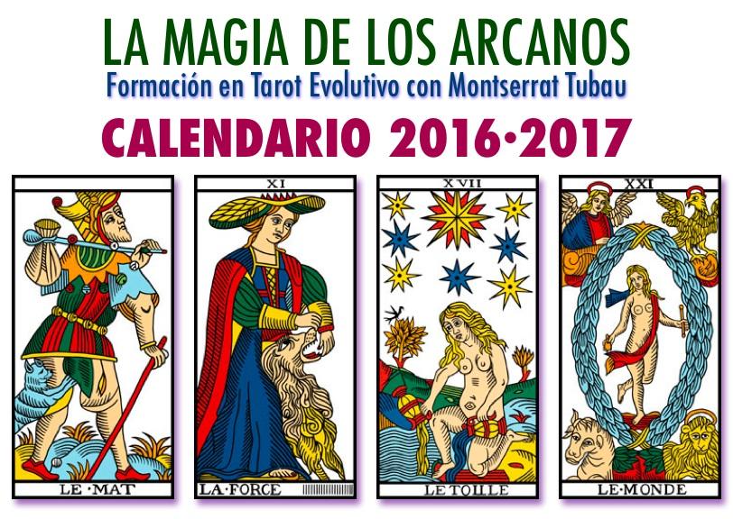 Nuevos Talleres de TAROT en BARCELONA