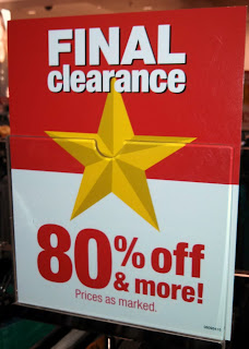 Clearance on Clothes at Kohl's- 80% Off