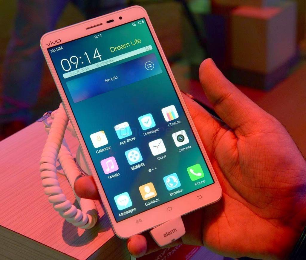 Vivo Xplay 3S, Phablet Android Quad Core Harga 6,9 Juta
