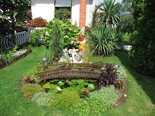 Small Garden Design Plans 2013