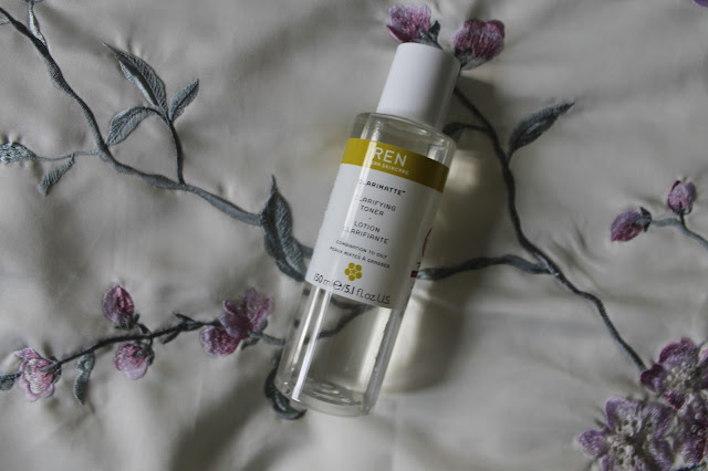 Beauty Review: Ren Clarimatte Clarifying Toner