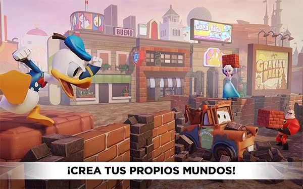 Disney Infinity 2.0 Toy Box v1.01 Apk + Datos Sd Mod [Dinero/Desbloqueado]