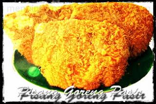 Pisang goreng memang cemilan favorit bagi banyak orang Cara Membuat Pisang Goreng Pasir Renyah Kering Tidak Berminyak