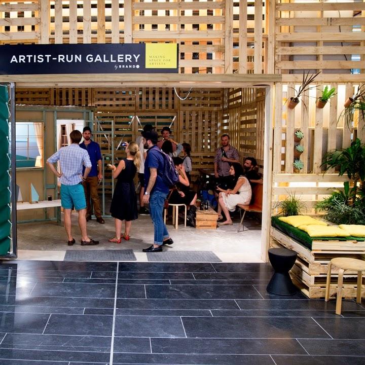 Brand X, Loop creative, Sidney, Australia