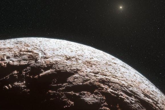 Tata Surya Kita Memiliki Anggota Baru