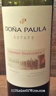 Doña Paula Estate Cabernet Sauvignon