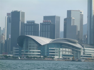 view from Victoria Harbor